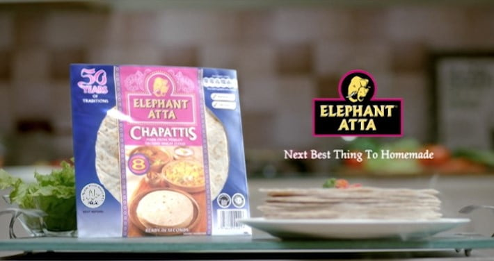 Halal Chapattis - Halal Chapatti