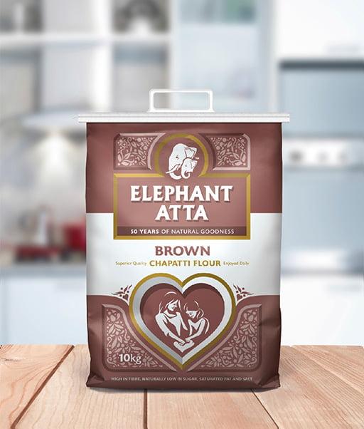 Brown-Atta-10KG