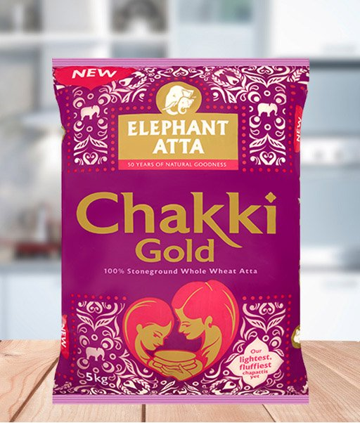 Products - Finest Quality Atta in 6 varieties - Elephant Atta