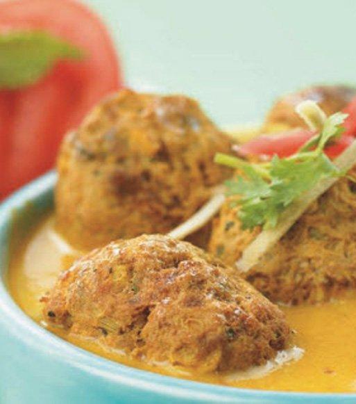 Meatball-Curry